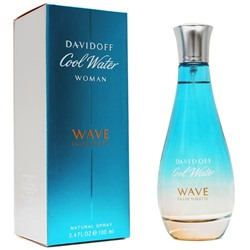 Davidoff Cool Water Wave Woman edt 100 ml