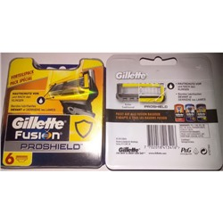 Gillette Fusion PROSHIELD 6 шт